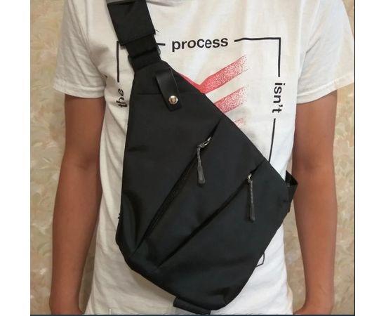 Мужские сумки через плечо – преимущества и особенности