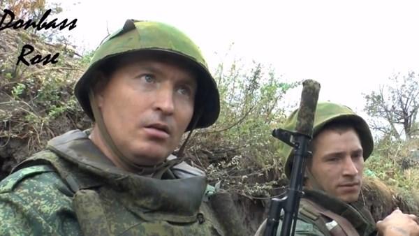 """Боевики группировки """"ДНР"""" из Горловки устали сидеть на одном месте, мечтают идти вперед"""