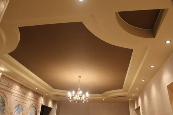 Тканевый потолок: добиваемся безупречности и экологичности