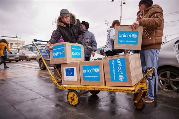 Жители Никитовского района Горловки получат гуманитарную помощь (СПИСОК КАТЕГОРИЙ)