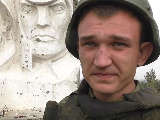 Боевик из Горловки «Паштет» мечтает о мирной профессии, учится на историка и скучает за домом