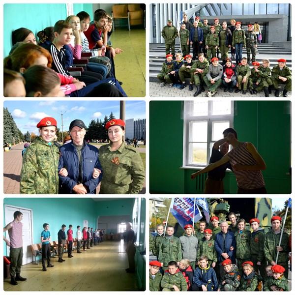 Российский полковник в отставке провел для детей Горловки занятия по рукопашному бою
