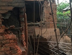 Горловка в огне: в городе предупреждают предпринимателей запастись генераторами, а водителям выдали схемы маршрутов для эвакуации