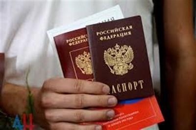 """За декабрь в самопровозглашенной """"ДНР"""" выдали 51 тысячу российских паспортов"""