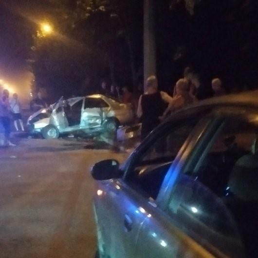 Авария в Горловке: 17-летняя пассажирка оказалась в ренимации (ФОТО)