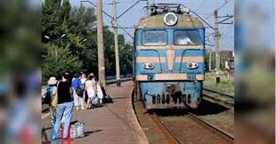 """В """"ДНР"""" отменили пригородные поезда через Горловку, Никитовку и Байрак"""