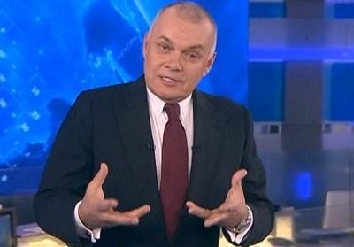 Подмена понятий российскими журналистами: пример Киселева