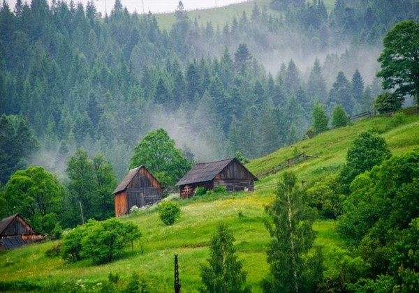 СПА в Карпатах — отдых для души и тела