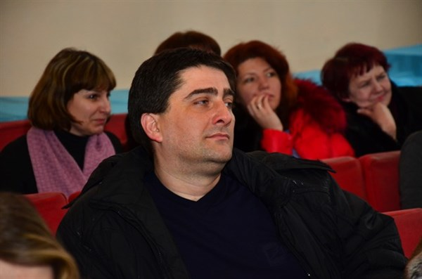 Острый язык года: депутат горсовета Владимир РЫБАК