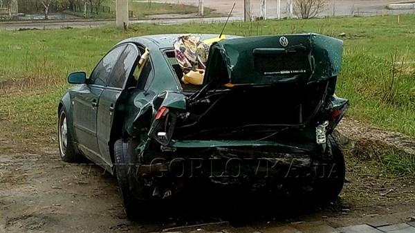 Горловчанин ищет управу на пьяного наемника из России, который разбил ему автомобиль и покалечил троих людей