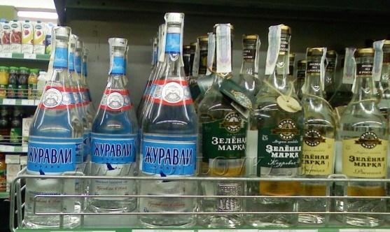 В Горловке размножаются магазины по продаже алкоголя и дорожает свинина