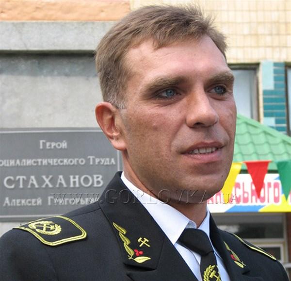 Герой Украины Сергей ШЕМУК: «Я профессию забойщика выбрал, потому что он самый сильный и зарабатывает больше всех»