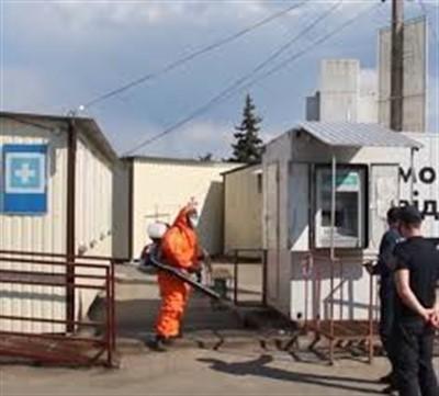 До 22 июня КПВВ в Донецкой и Луганской областях останутся закрытыми