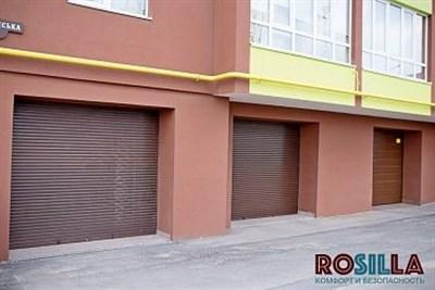 Отличительные характеристики роллетных ворот