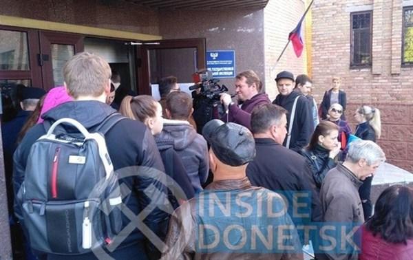 В «ДНР» объяснили, какие документы нужно собрать, чтобы получить паспорт РФ