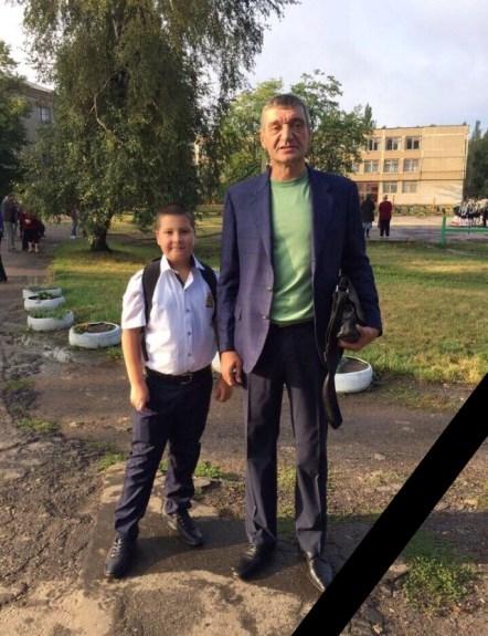 """На трассе """"Горловка-Донецк"""" в собственном """"Лексусе"""" разбился горловчанин с приемным сыном"""