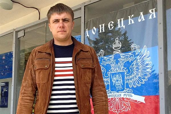 «Народный мэр» Горловки – один из активных участников захвата горуправления милиции - отрекся от Донецкой народной республики (ВИДЕООБРАЩЕНИЕ)