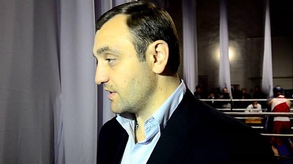 Армен Саркисян хочет вернуться в Украину. Он в розыске за преступления, совершенные на Майдане