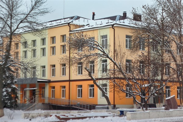 Детская поликлиника Горловки почти восстановлена. Финансировал Красный Крест (ФОТОРЕПОРТАЖ)