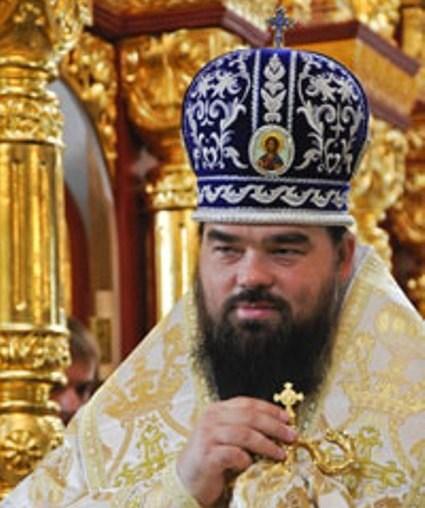Рождественское поздравление Преосвященнейшего Митрофана, епископа Горловского и Славянского