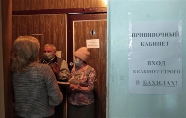 Житель Горловки вакцинировался от Covid-19 российской вакциной. Вот что он рассказал