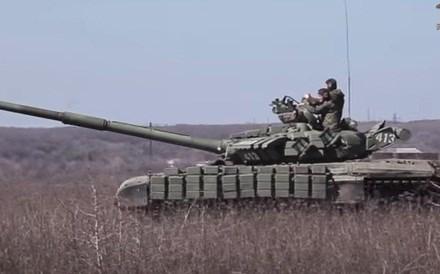 Боевики из Горловки утверждают, что захватили много украинской военной техники и модернизовали ее