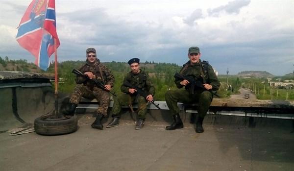 """В Горловке похоронили местного жителя, который воевал в армии """"ДНР"""""""