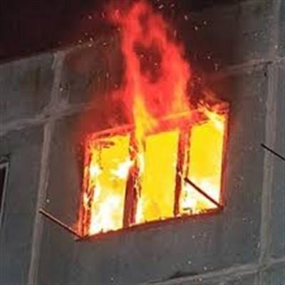 В Горловке сотрудники пожарной службы при тушении спасти 9 человек