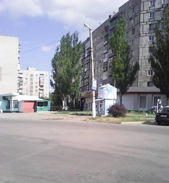 Горловка - красивый город, - считает местный житель, показавший на видео жилмассив Комсомольский
