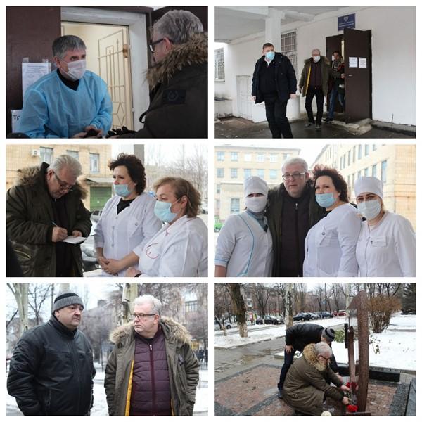 Российский политолог приехал в Горловку. Захотел увидеть, как живут люди в условиях войны