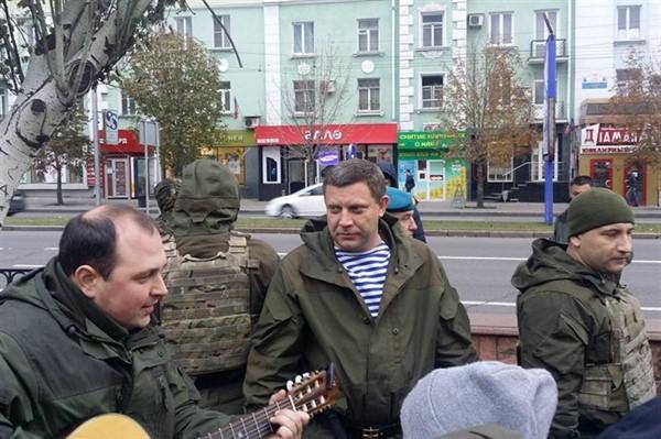 Охранник убитого «главы ДНР» Александра Захарченко почетный житель Горловки. Сам он из Снежного