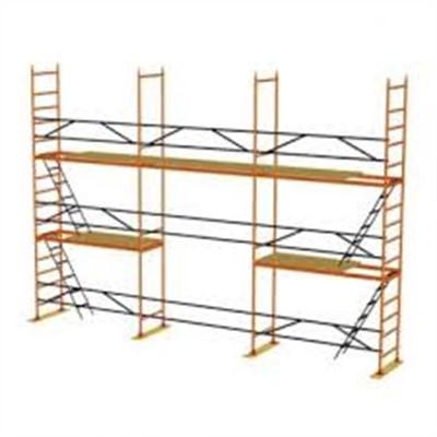 Риштування - обладнання для будівельних робіт