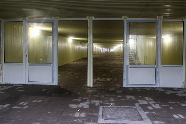 Подземный переход на площади Восстания в Горловке: вот его вид и недостатки