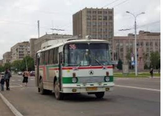 12 января в Горловке автобусы №35 поменяют схему движения