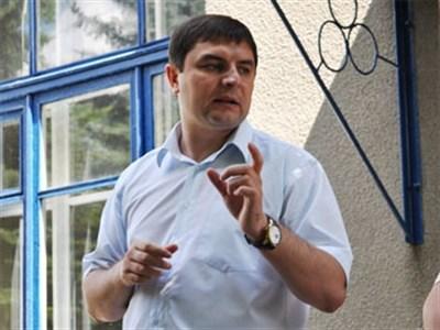 Мэра Горловки вновь вывели из кабинета вооруженные люди и увезли в неизвестном направлении