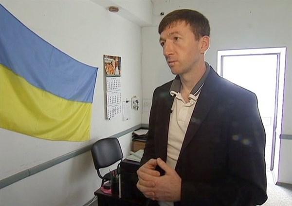 Горловчанин Владимир Веселкин баллотируется в Верховную Раду Украины