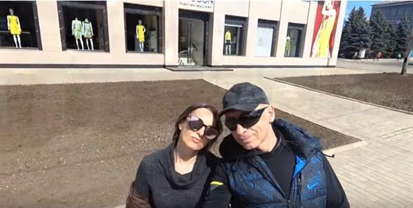 Как отдыхают в Горловке: семейная пара показала, что делает по воскресеньям