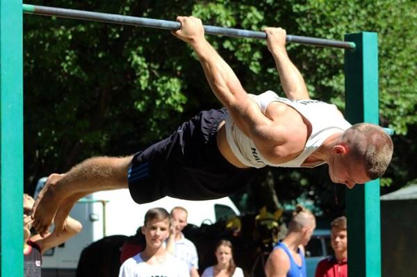 40 фотографий от Егора Воронова о Workout-соревнованиях ко Дню шахтера