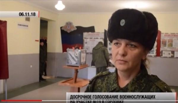 """Выборы главы """"ДНР"""" назначены на 11 ноября, но в Горловке уже начали голосовать"""