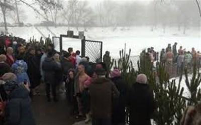 В Горловке сообщили, где можно окунаться на Крещение