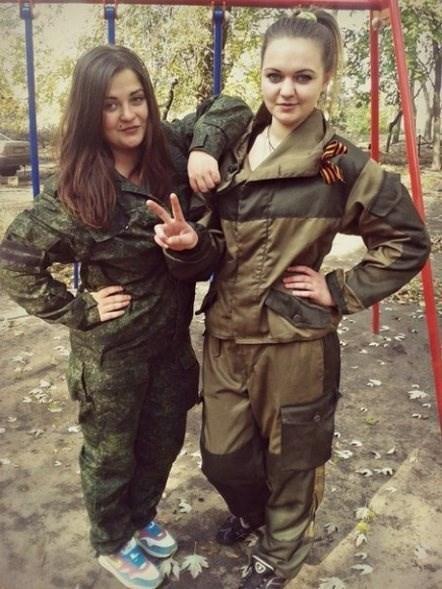 Снайперша, принимавшая в боях под Горловкой, может получить 15 лет лишения свободы