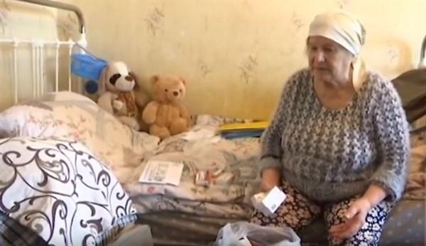 Переселенке-пенсионерке из Горловки перестали начислять соцвыплаты. Год она судится