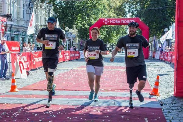 В Полтаве собирают деньги на протез украинскому военному, который потерял ногу в результате ранения под Горловкой