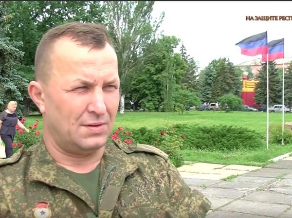 Боевик Сухой из Горловки: воюет против Украины и мечтает о мире