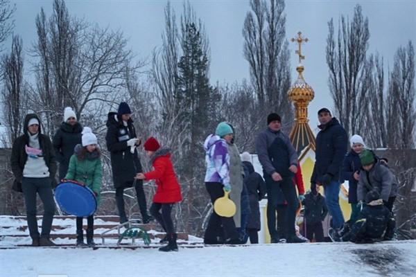 Погода в Горловке на 17 январе: морозы сохранятся
