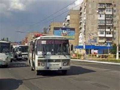 В Горловке с 1 декабря перенесут остановку автобусного маршрута №29 а
