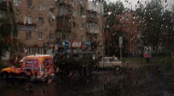 В Горловке 21 и 22 июля обещают дожди и незначительное похолодание