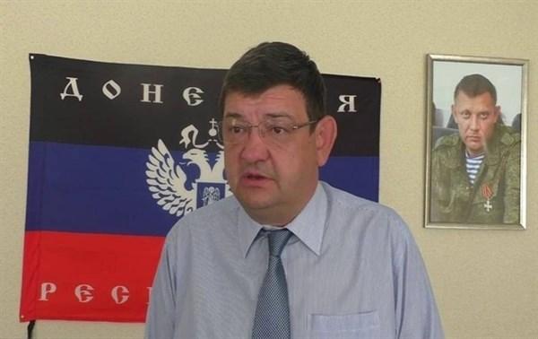 Мэр оккупированной Горловки начал вести Телеграм канал на английском языке