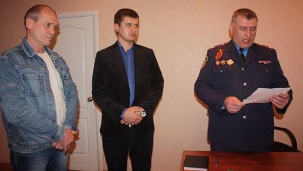 «Народный начальник  милиции» Шульжик (в миру – Александр ШУЛЬЖЕНКО)
