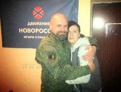 Ставленница Беса снайперша Веселина Черданцева после ночной пьянки расстреляла своего зама-десантника. ВИДЕО